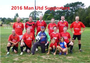 2016 Man Utd Vets